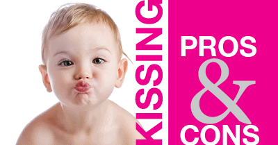 The Pros & Cons of Kissing