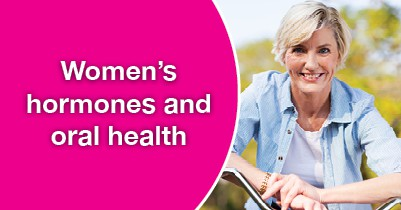 Women's hormones and oral health